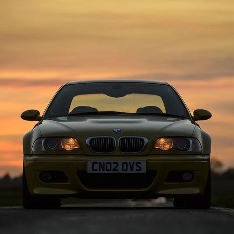 BMW M3 - personal work