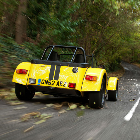 Caterham Supersport R - Caterham Cars