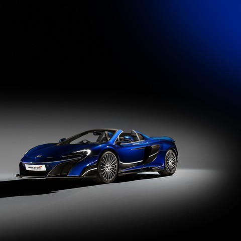 McLaren 675LT MSO - Private project with Junction 11 studios