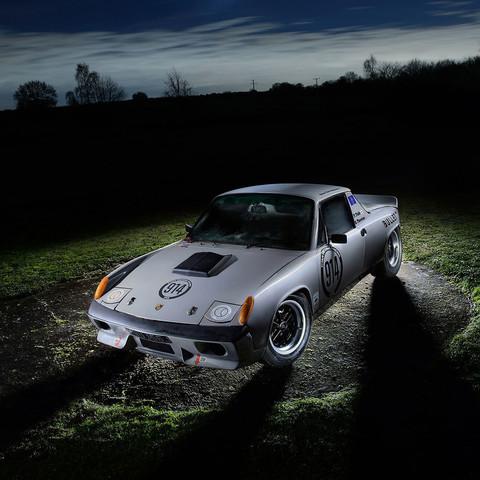 Porsche 914 Racecar - 911 & Porsche World