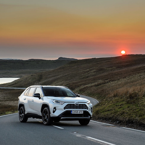 2019 Toyota RAV4 - Toyota UK