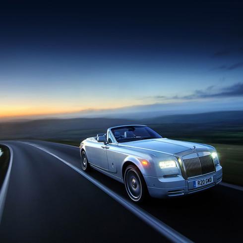 Rolls Royce Phantom Drophead - Rolls Royce Cars