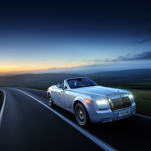 Rolls Royce Phantom Drophead - Rolls Royce Cars