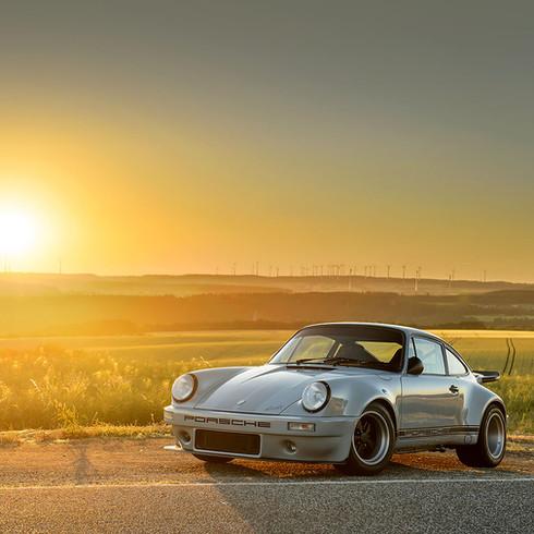 Porsche 911 RSR homage - Emmerling