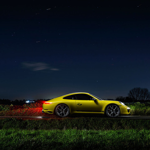 Porsche 911T - Porsche GB