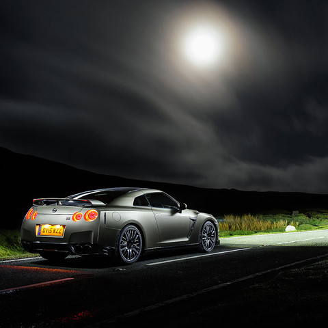 Nissan GTR 45th Anniversary - Nissan UK