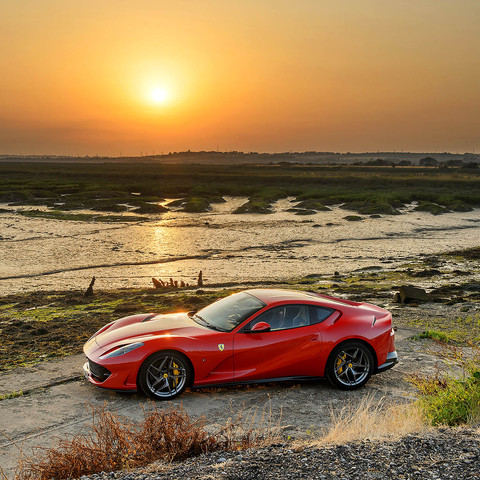Ferrari 812 Superfast - Autovivendi Supercar Club