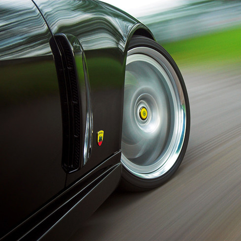 Arden Jaguar XK8 - Sunday Times motoring