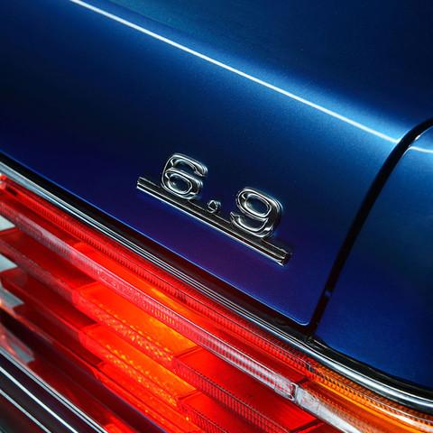 Mercedes 300SEL 6.9 - Mercedes Enthusiast