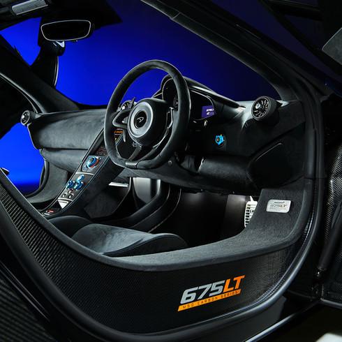 McLaren 675LT MSO - Project with Junction 11 studios