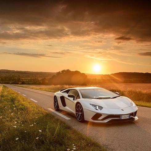 Lamborghini Aventador S - EVO Magazine