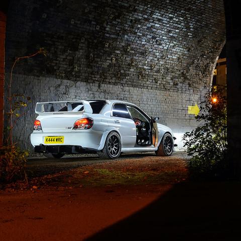 Subaru Impreza WRX Sti - Banzai magazine