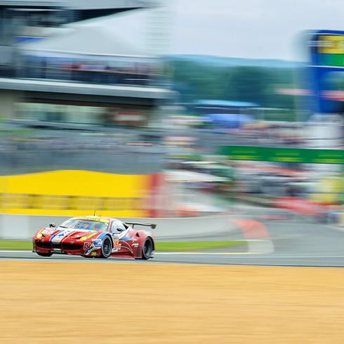 Le Mans - Total 911