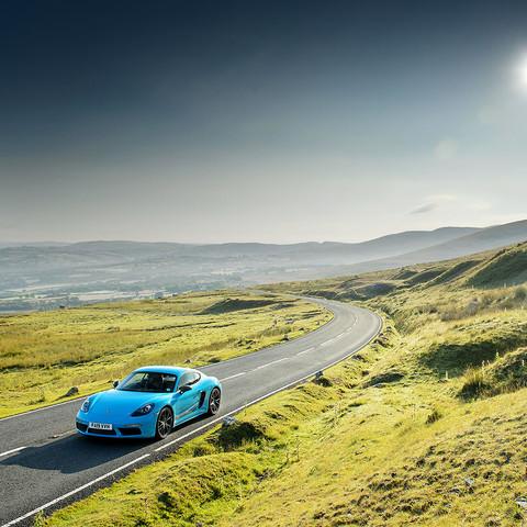 Porsche Cayman T - Porsche GB