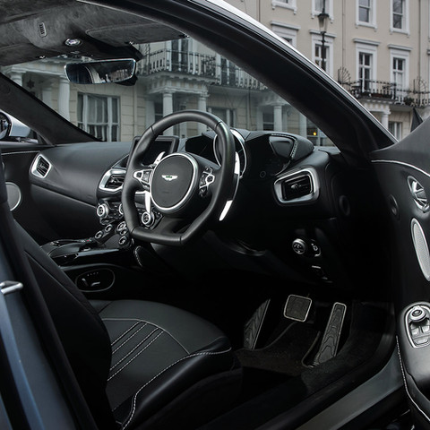 Aston Martin Vantage - Autovivendi Supercar Club