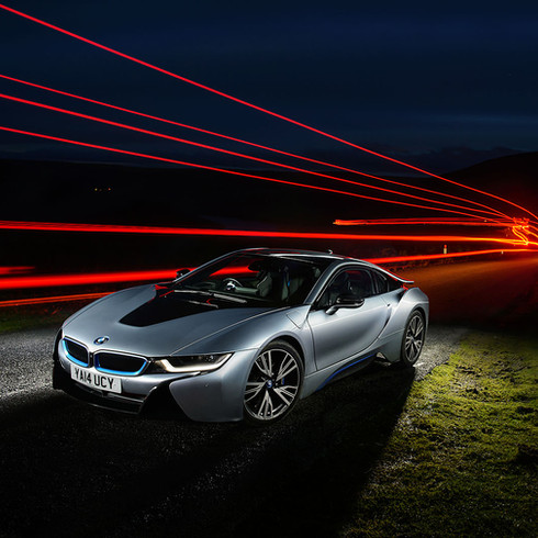 BMW i8 - private commission
