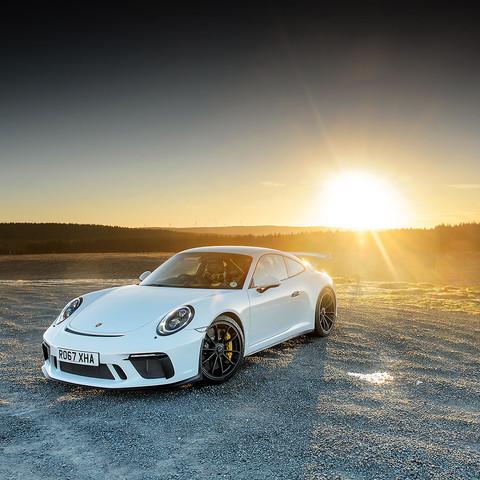 Porsche 991GT3 - EVO Magazine