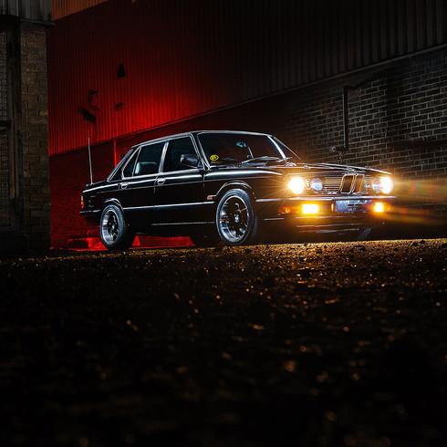 BMW 535i - Performance BMW