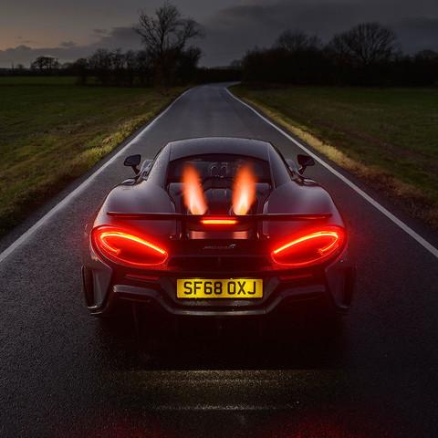 McLaren 600LT - Autovivendi Supercar Club