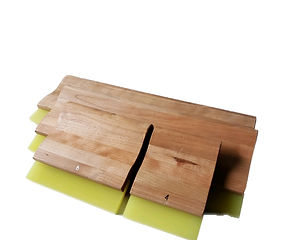 Wooden Handled Squeegees
