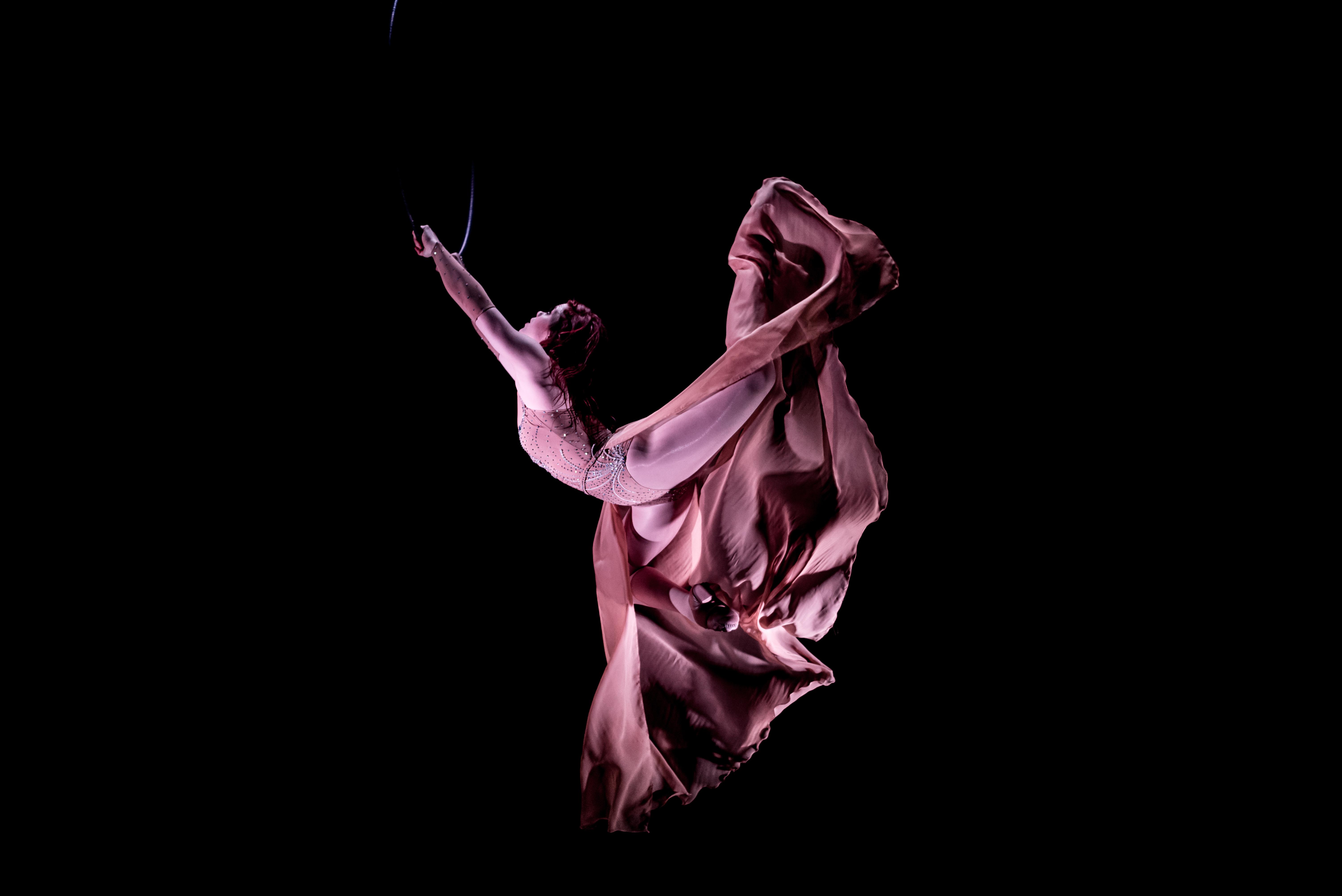 Julie Marshall Aerial Hoop