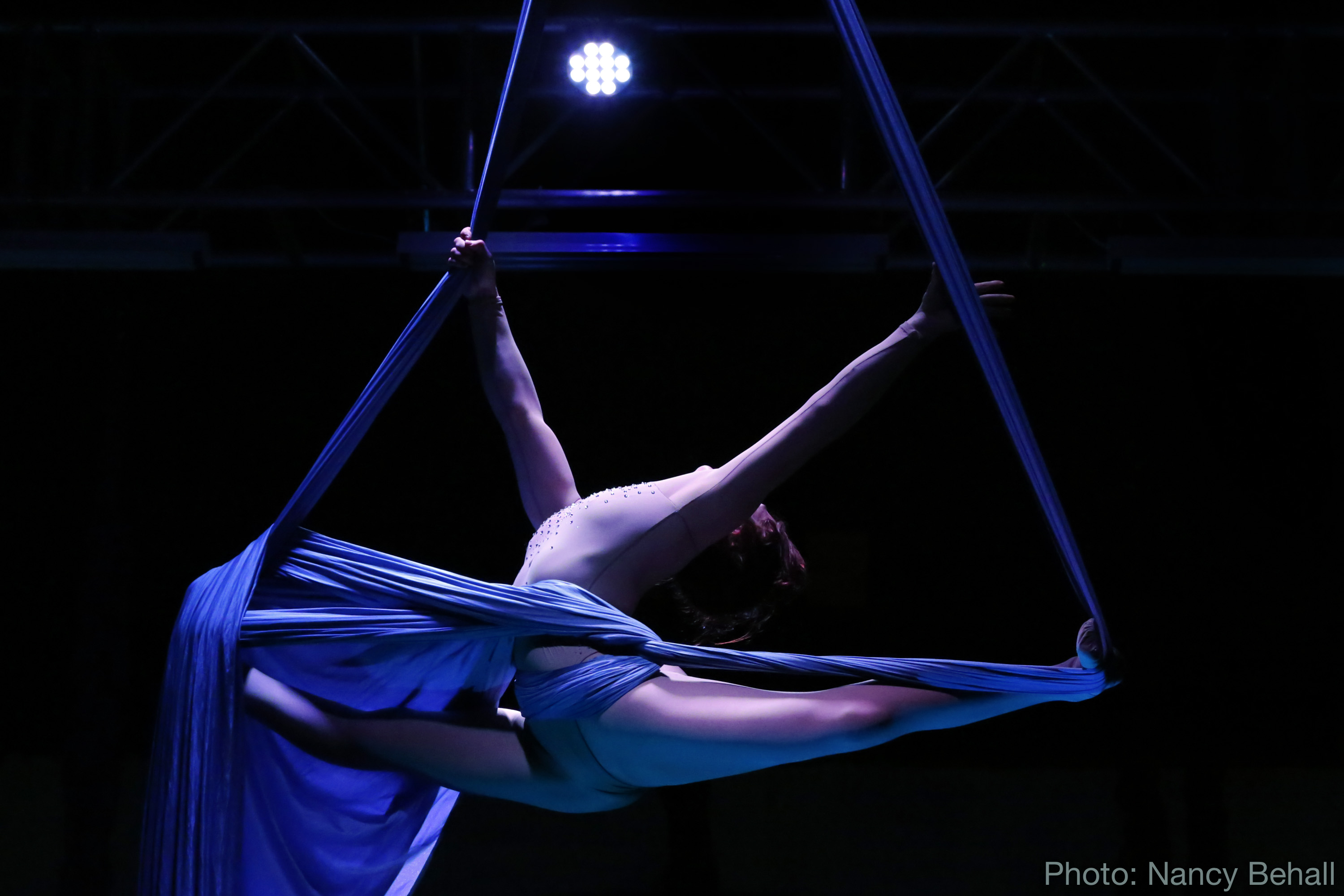 Julie Marshall - Aerial Silks