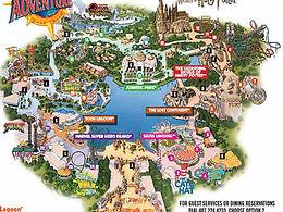 Universal Studios' Islands of Adventure