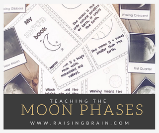 Activities for Teaching the Moon Phases