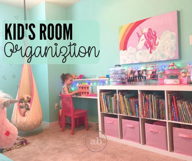 Kids Room Decor Organization Unicorns And Minecraft