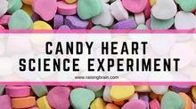 Valentine's Day Candy Heart Science