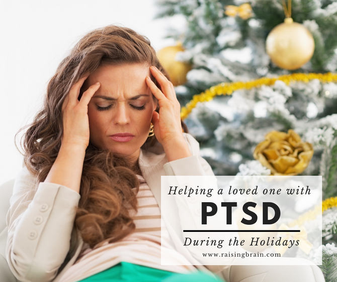Helping a Loved One with PTSD During the Holidays