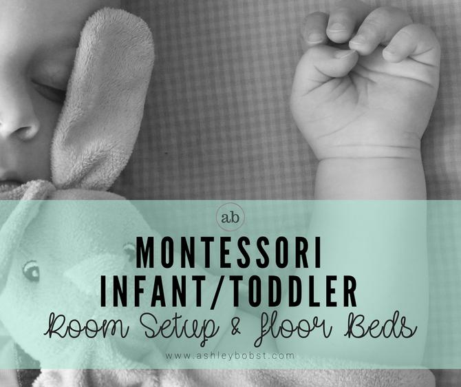 Montessori Infant/Toddler Room Setup & Floor Beds