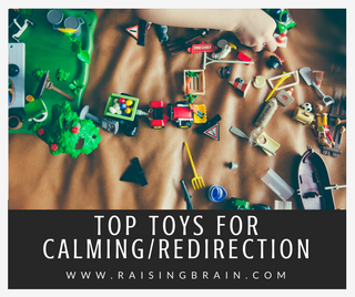 Top Toys/Gadgets for Calming & Redirection