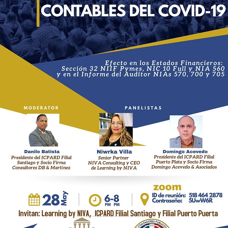 IMPLICACIONES CONTABLES DEL COVID-19