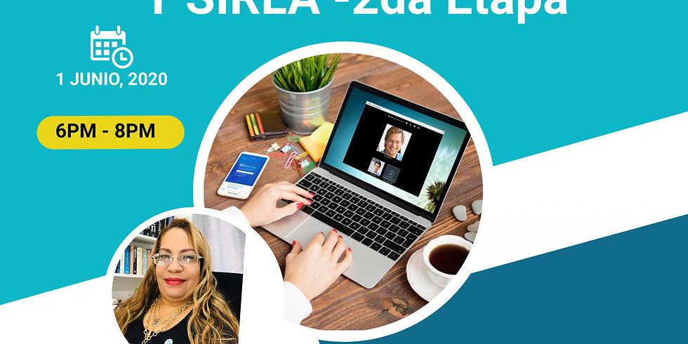 ACTUALIZACION SUIRPLUS Y SIRLA -2DA ETAPA