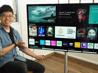 LG G1 OLED TV: Possibly The Best OLED TV You Can Get Right Now