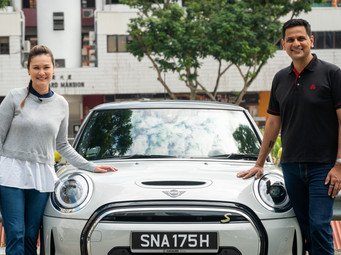 Singaporeans Willing To Pay More For Sustainable Homes - Making the Cut with Hari V Krishnan & MINI