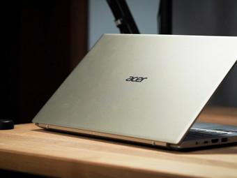 Acer Swift X With Ryzen 5 + RTX 3050 Is Pretty Sweet!