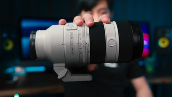 Sony 70-200mm f2.8 GM OSS II First Impressions: Fastest Auto-Focus Ever!