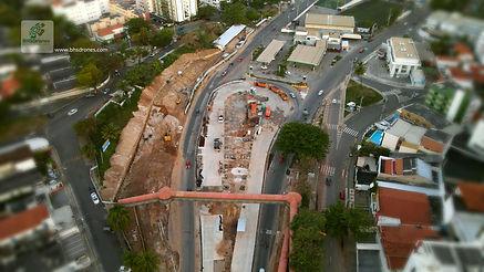 Obra BRT Pituba, Salvador/Bahia