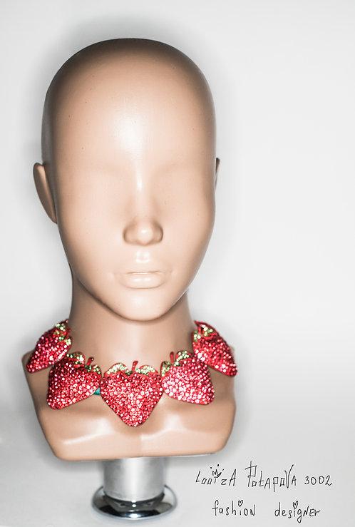 ожерелье-тиара