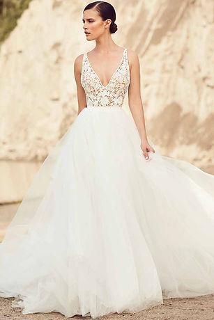 2106 sale dress by Mikaella