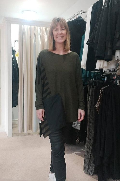 Naya -  Fleece touch oversized jumper