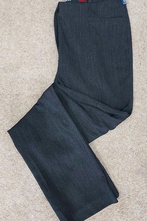 Robell - 'Jacklyn' dark grey marl trouser.