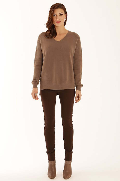 Pomodoro - Brown heavy weight leggings