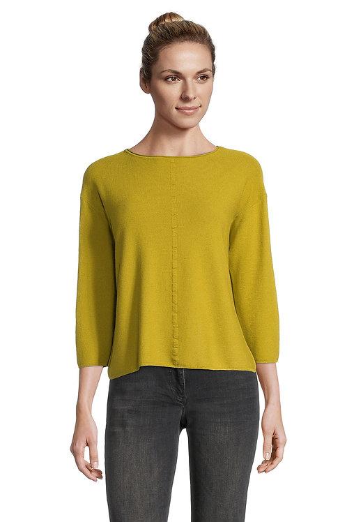 Betty Barclay - Mustard knitted light weight jumper