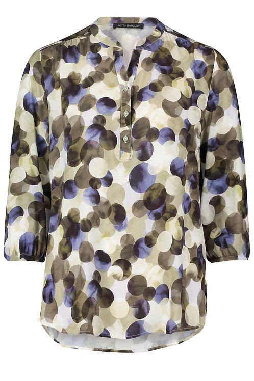 Betty Barclay - Bubble print tunic shirt