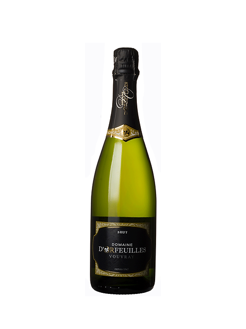 NV Domaine D'Orfeuilles Vouvray Brut