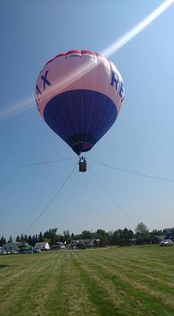 Fete Au Village Remax Balloon Ride