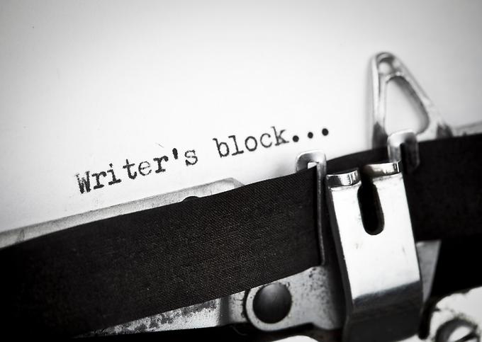 Writer's Block...